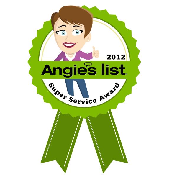 Perma Pools Earns Esteemed 2012 Angie's List Super Service Award