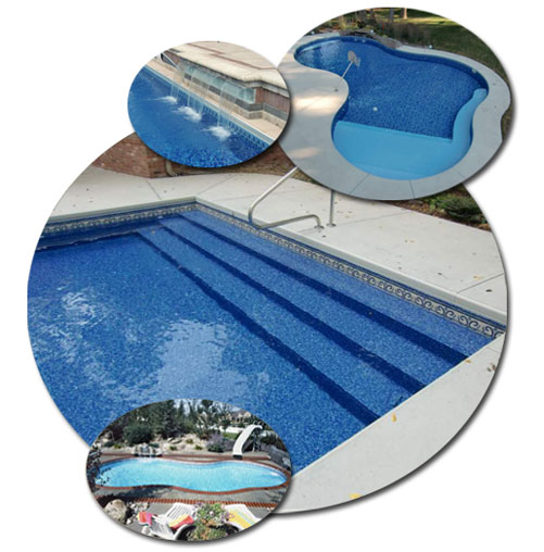 Vinyl Liner Pool Wrinkles and the Solutions In Indiana