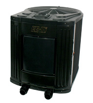 heat pump used by indianapolis pool dealers