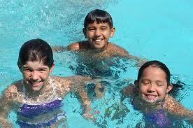 inground pool enjooyment