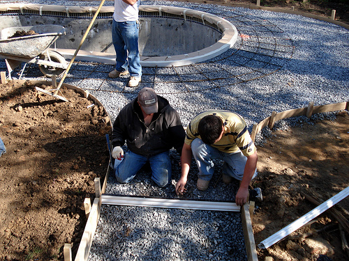 What Does Inground Pool Construction in Indianapolis Look Like?