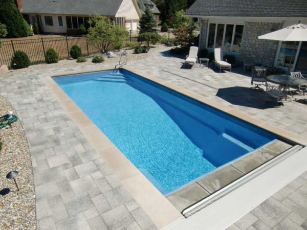 What is the cost of a swimming pool deck in indianapolis for Above ground pool decks indianapolis