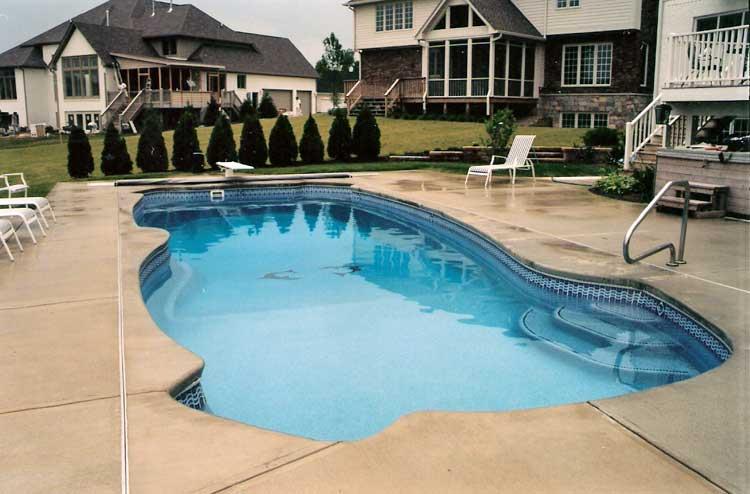 Gulf Coast Pool Flush Track Indianapolis