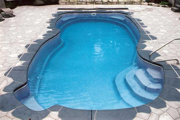 Gulf Shore Pool Flush Track Indianapolis