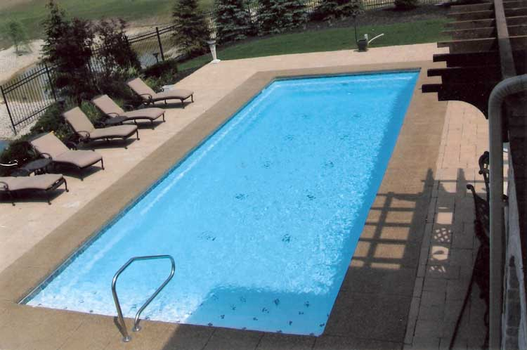 Ocean Breeze Pool Indianapolis