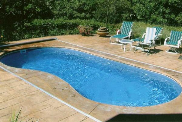 Valencia Pool Top Track Indianapolis