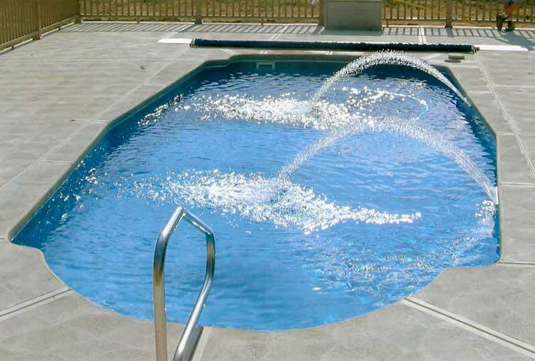 Santa Barbara Pool Flush Track Indianapolis