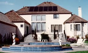 Solar Panel on roof resized 600