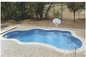 Cancun Pool Flush Track Indianapolis