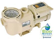 variable speed pool pump