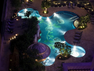 Perma Pools: poolside outdoor entertaining