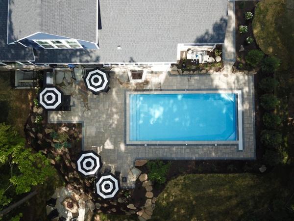 pool fortville